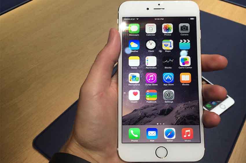iPhone 6 Plus 128GB Cũ Chính Hãng iPhone 6 plus 128gb chinh hang quoc te likenew thiet ke viendidong