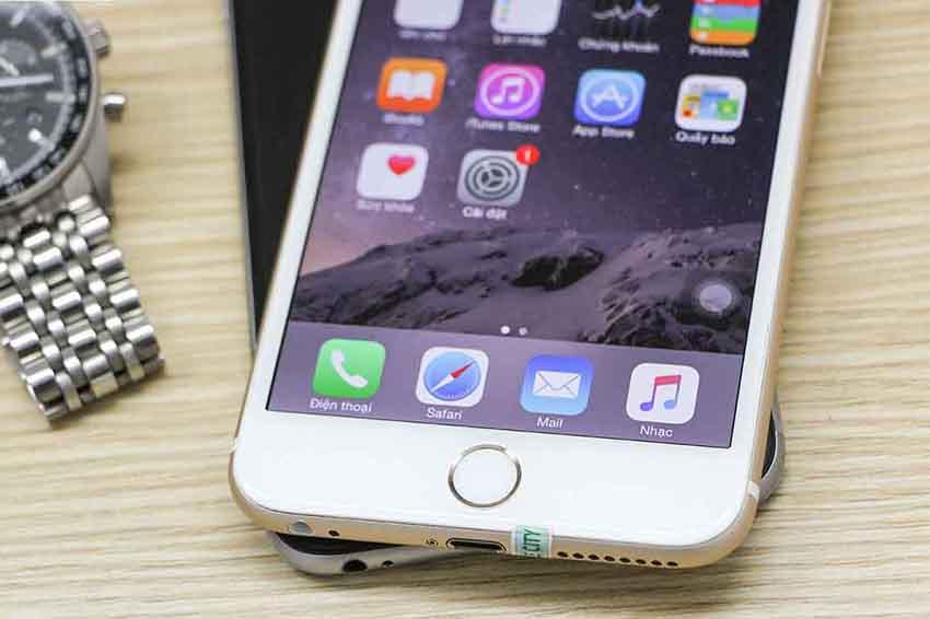 iPhone 6 Plus 16GB Cũ Chính Hãng iPhone 6 plus 16gb chinh hang quoc te likenew pin viendidong