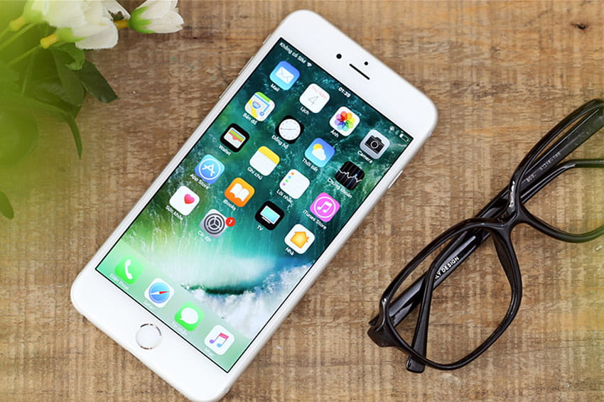 iPhone 6S Plus 64GB Cũ Chính Hãng iPhone 6s plus chinh.hang quoc te like new man hinh viendidong