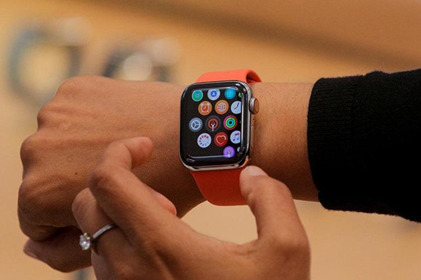 iOS 14 cũng có thể được sử dụng trên Apple Watch