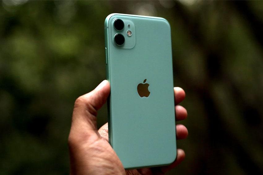 iPhone 11 64GB Cũ Chính Hãng iphone 11 64gb likenew mau xanh viendidong
