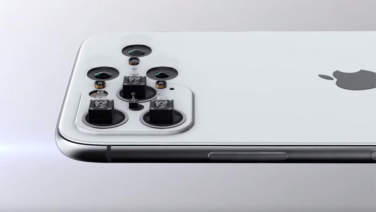 iPhone 2020 sẽ tích hợp cảm biến camera lớn chống rung bằng công nghệ hiện đại