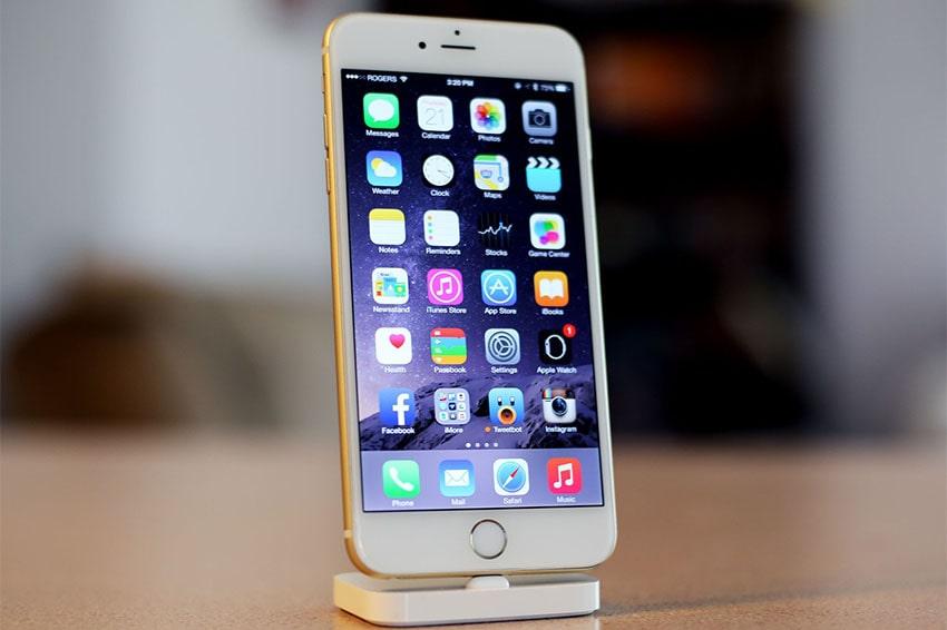 iPhone 6 16GB Chính Hãng Quốc Tế (Like New) iphone 6 16 gb chinh hang quoc te likenew man hinh viendidong