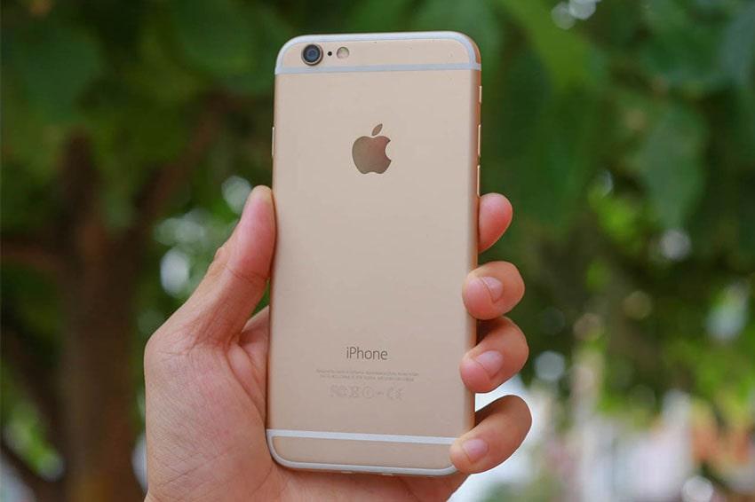 iPhone 6 64GB Chính Hãng Quốc Tế (Like New) iphone 6 64 gb chinh hang quoc te likenew vien pin viendidong