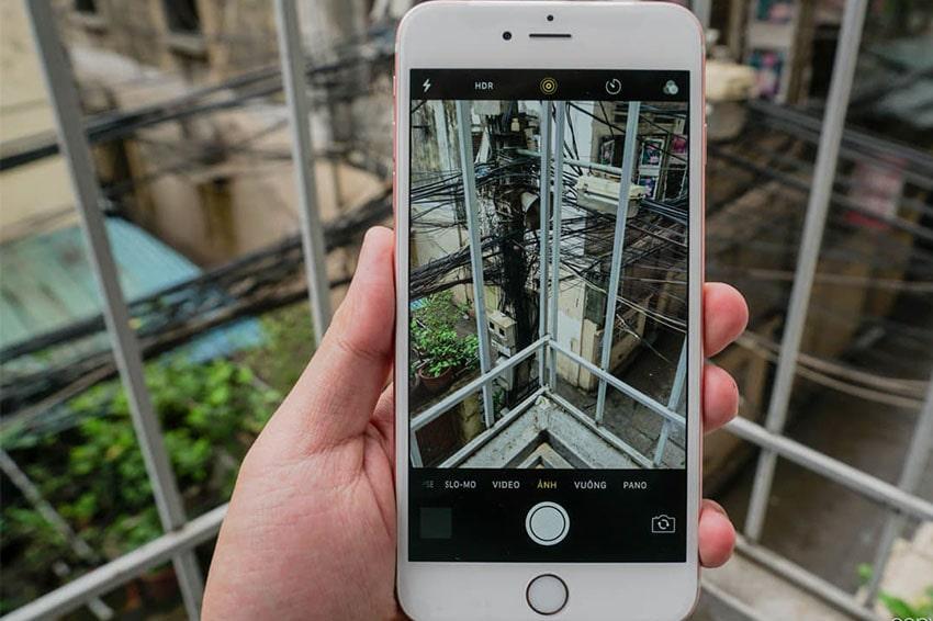 iPhone 6S 128GB Chính Hãng Quốc Tế (Like New) iphone 6s 128gb chinh hang quoc te likenew camera viendidong