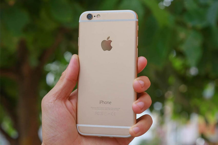 iPhone 6S 128GB Chính Hãng Quốc Tế (Like New) iphone 6s 128gb chinh hang quoc te likenew vi xu li viendidong