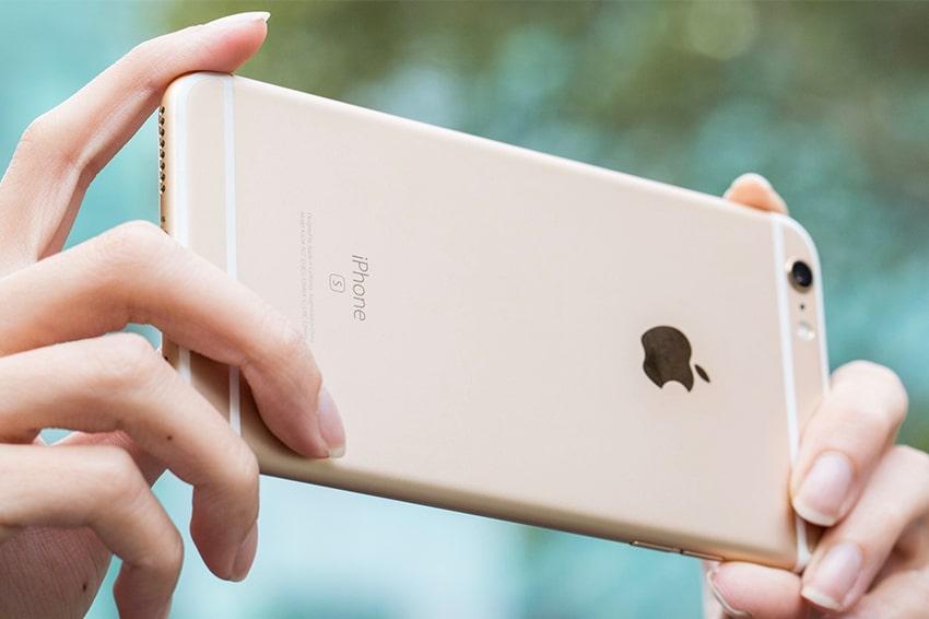 iPhone 6S 32GB Cũ Chính Hãng iphone 6s 16gb chup anh viendidong