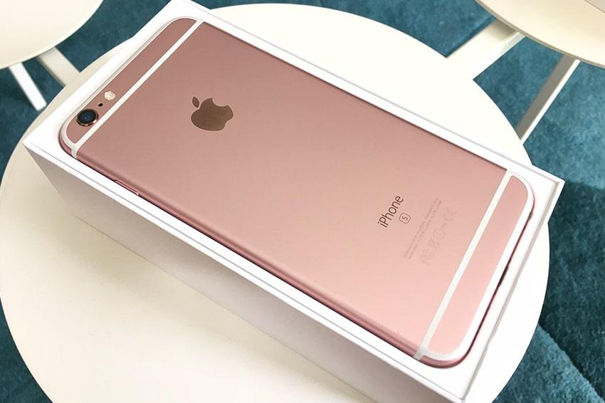 iPhone 6S Plus 16GB Chính Hãng Quốc Tế (Like New) iphone 6s plus ra mat viendidong