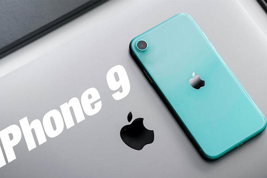 iPhone 9 (hay còn gọi là SE2) là chiếc điện thoại đáng mua trong năm 2020