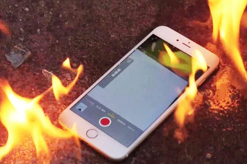 iPhone bị nóng camera về lâu dài sẽ gây ra rất nhiều tác hại