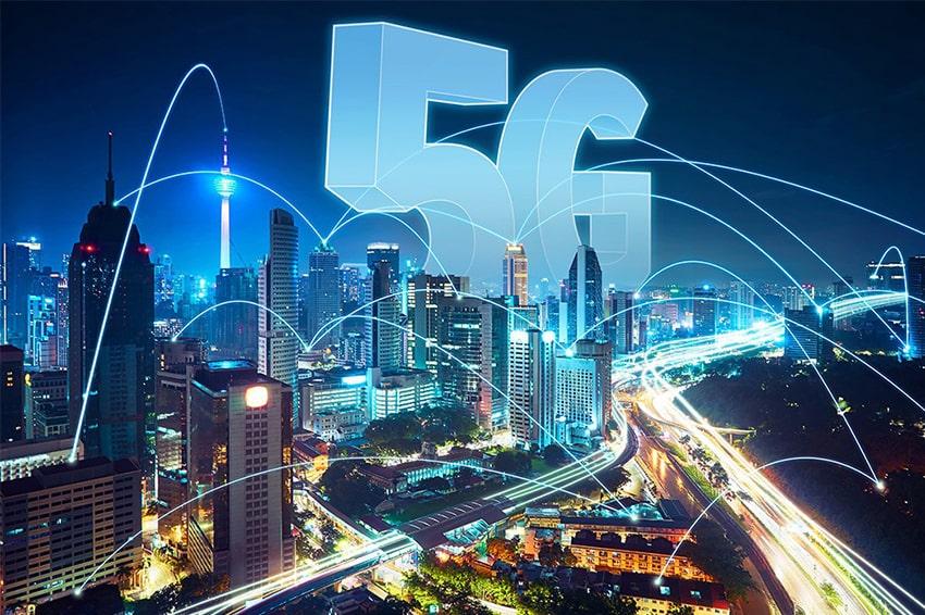 Kết nối 5G là một trong những nguyên nhân khiến iPhone 12 bắt kịp xu hướng