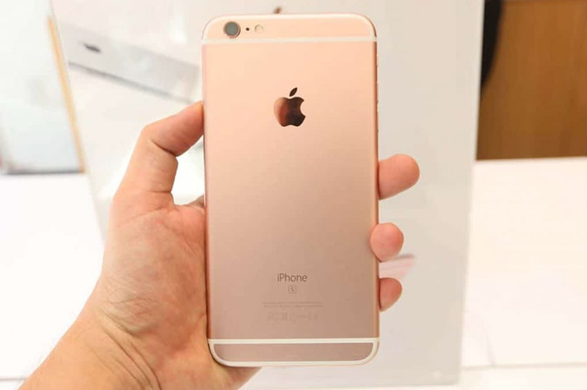 iPhone 6S Plus 32GB Cũ Chính Hãng mat lung apple iphone 6s plus viendidong