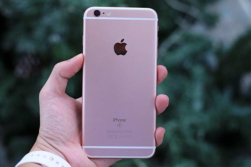 iPhone 6S Plus 16GB Chính Hãng Quốc Tế (Like New) mat lung iphone 6s plus viendidong