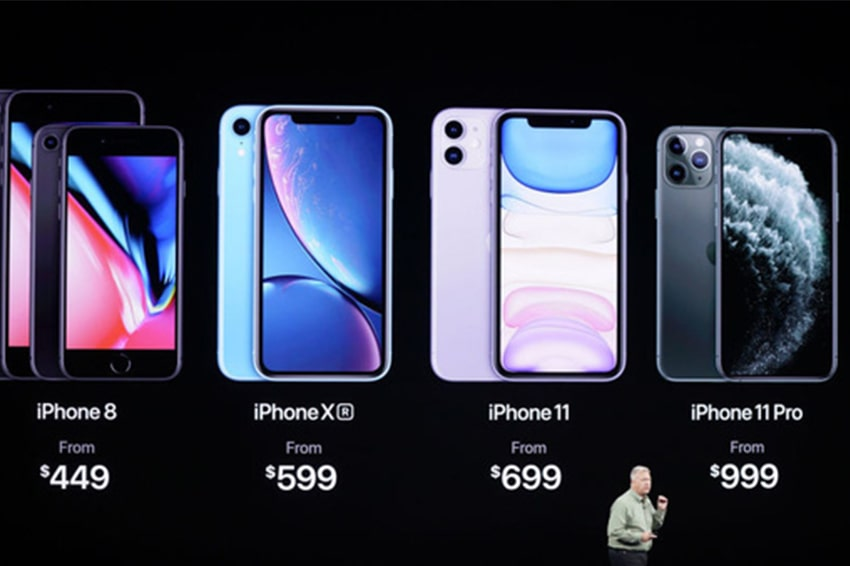 Mở một cuộc tấn công về giá giúp iPhone 11 bán chạy hơn