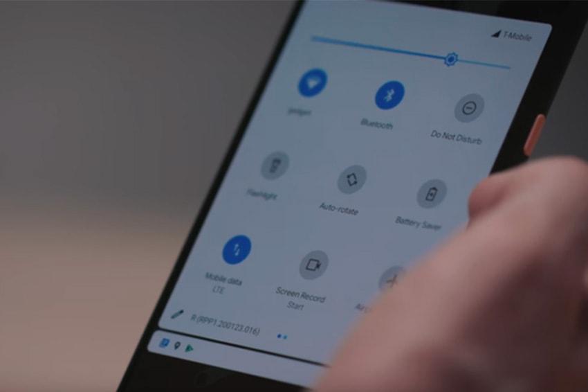Quản lý quyền truy cập ứng dụng trên Android 11