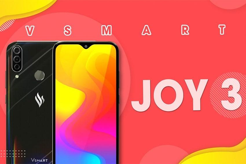 Vsmart Joy 3 (4GB|64GB) (Hàng chính hãng)