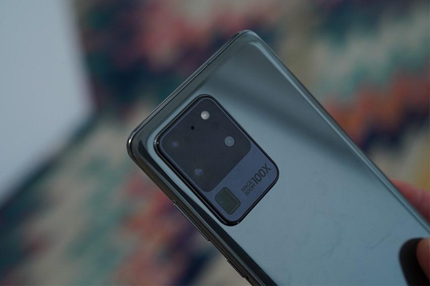 Samsung Galaxy S20 Ultra (12GB 128GB) Chính hãng - BHĐT samsung galaxy s20 ultra viendidong 2
