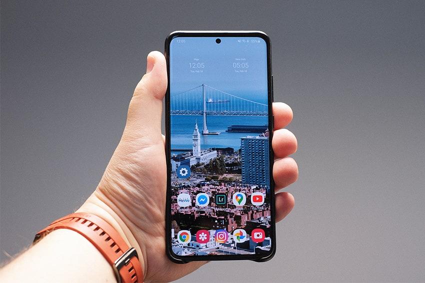 Samsung Galaxy S20 Ultra (12GB 128GB) Chính hãng - BHĐT samsung galaxy s20 ultra viendidong 3