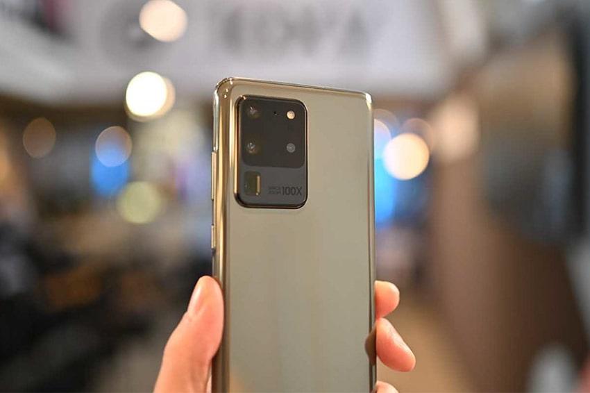 Samsung Galaxy S20 Ultra (12GB|128GB) cũ samsung galaxy s20 ultra viendidong