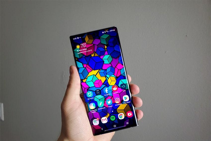 Samsung Galaxy S20 (8GB|128GB) Chính hãng - BHĐT samsung galaxy s20 viendidong 6