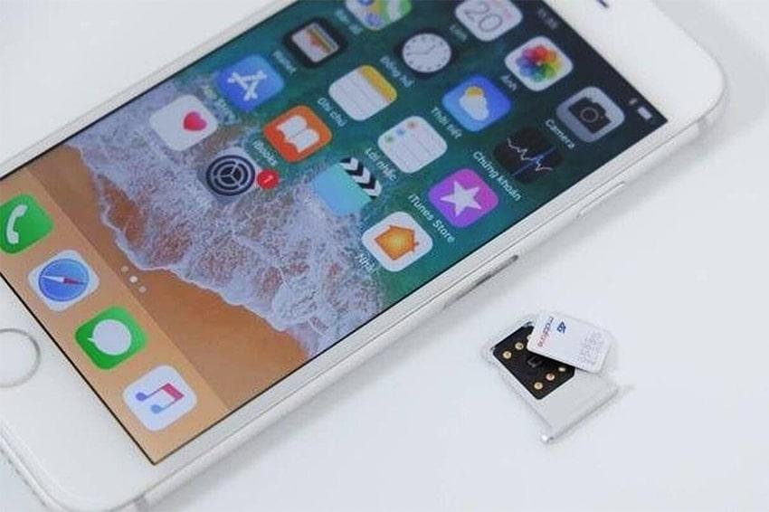 iPhone Lock hồi sinh lại nhờ đoạn mã thần thánh ICCID mới