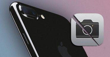 Sửa lỗi camera iPhone bị đen khi chụp ảnh