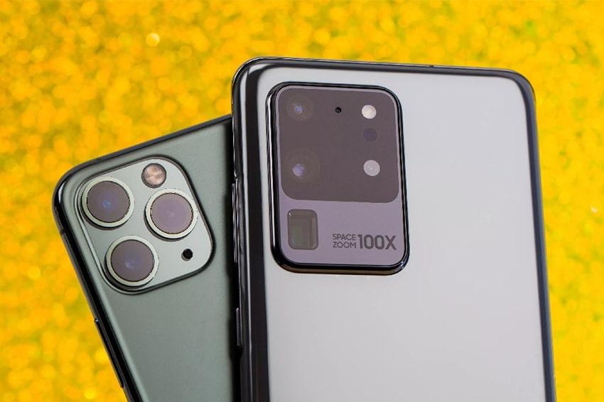 Thông số camera Galaxy S20 Ultra cũng đủ để lấn át 11 Pro Max