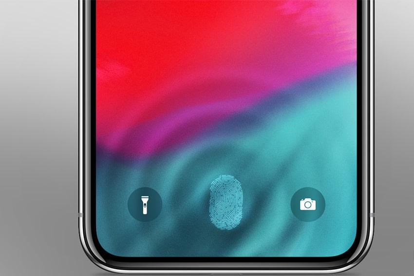 Màn hình của Apple iPhone 12 sẽ trở thành Touch ID touch id duoc xem la giai phap cuu nguy khi faca id tren apple iphone 12 bi hong viendidong
