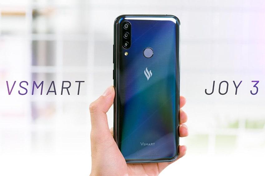Vsmart Joy 3 (2GB|32GB) (Hàng chính hãng)