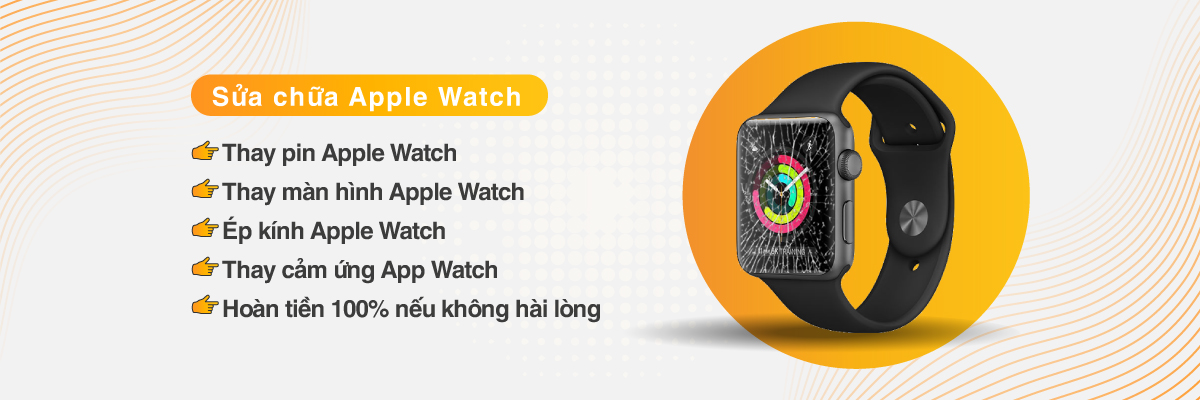 Ép kính Apple Watch