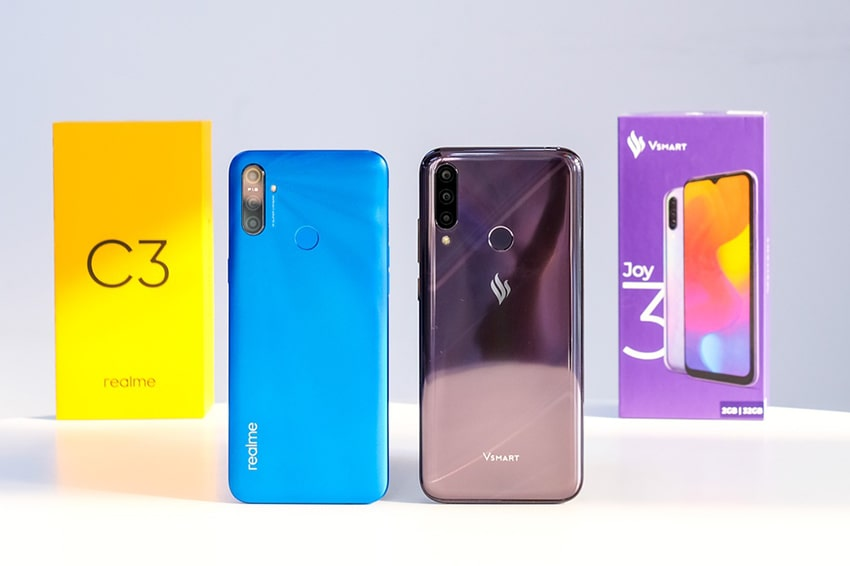 Trước sức ép hai đối thủ Vsmart và Realme liệu Xiaomi có lật ngược tình thế?