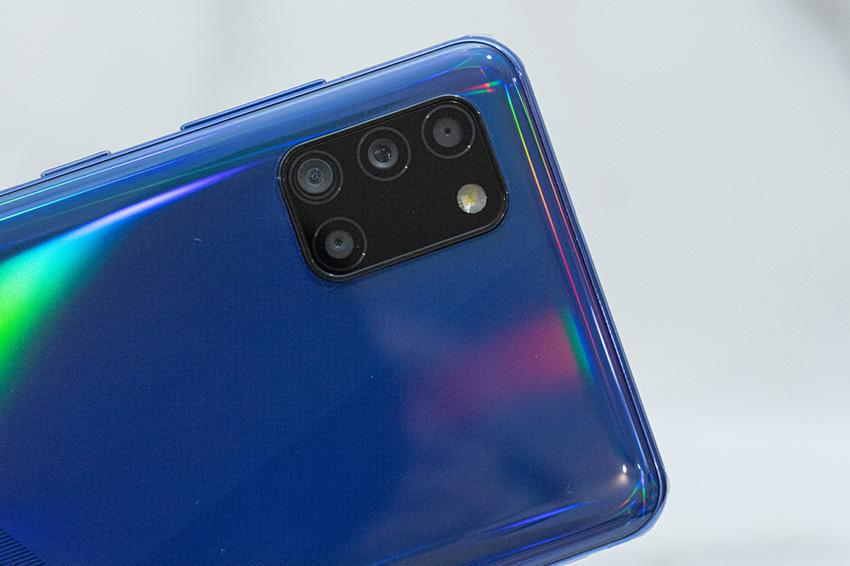 Samsung Galaxy A31 (6GB|128GB) Chính Hãng camera galaxy a31 viendidong