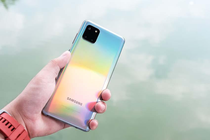Samsung Galaxy Note 10 Lite (8GB|128GB) Chính Hãng camera samsung galaxy note 10 lite viendidong