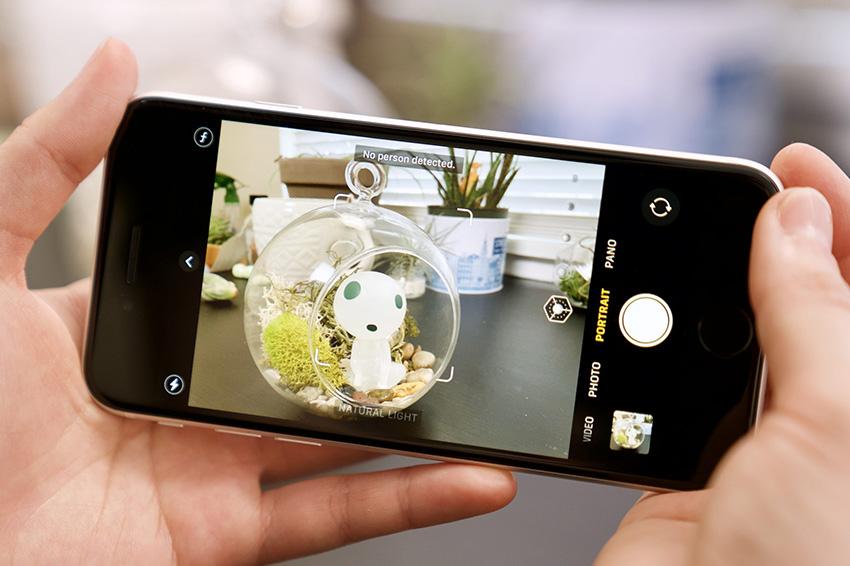 Camera trên SE mới chính là phiên bản nâng cấp của iPhone XR