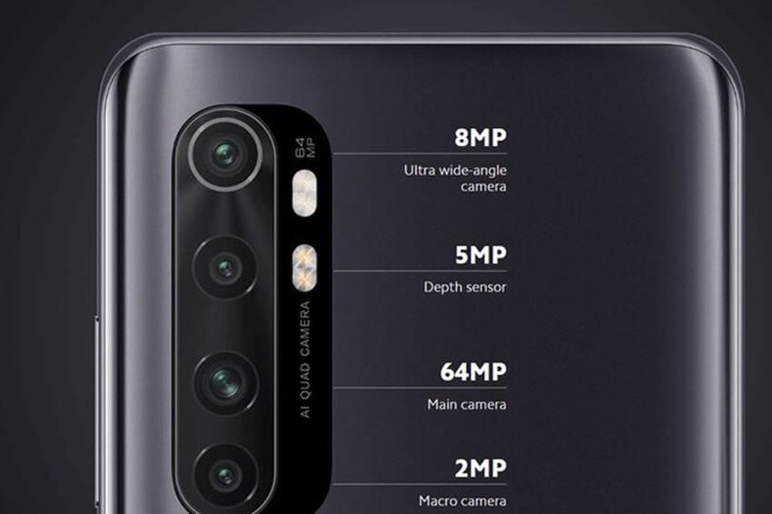 Xiaomi Mi Note 10 Lite (8GB|128GB) camera xiaomi mi note 10 lite viendidong