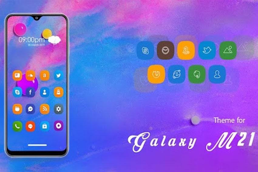 Samsung Galaxy M21 (4GB|64GB) Chính Hãng cau hinh tot galaxy m21 viendidong