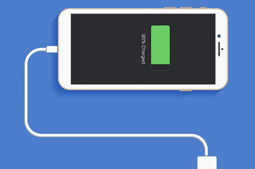 Nguồn điện sẽ tự ngắt khi pin