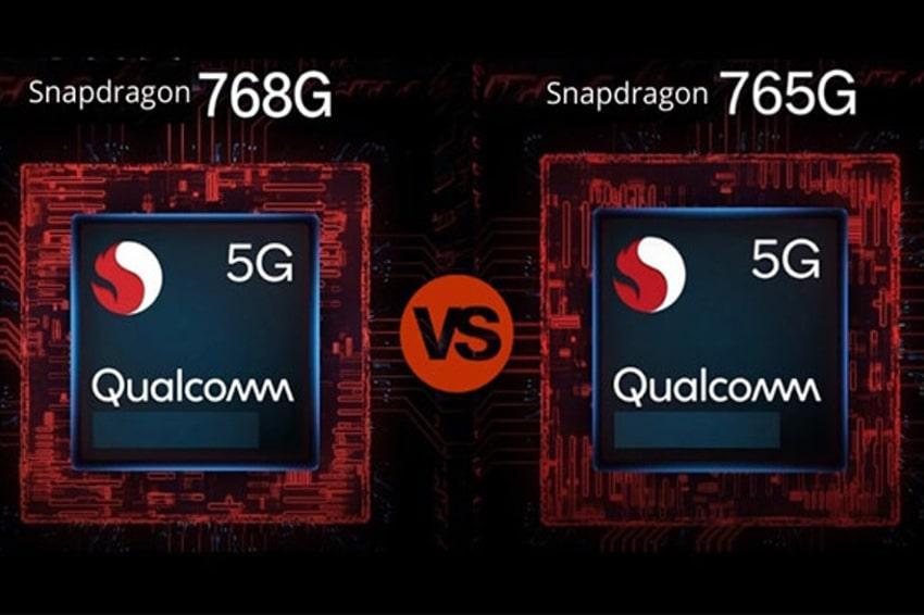 """Chip 768G với công nghệ 5G cũng một trong những điểm nhấn cho chiếc Vsmart Lux sau chiếc """"camera"""""""