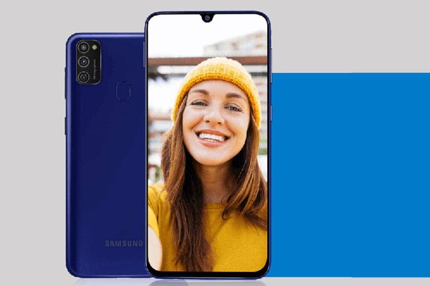 Samsung Galaxy M21 (4GB|64GB) Chính Hãng danh gia Galaxy M21 ra mat viendidong
