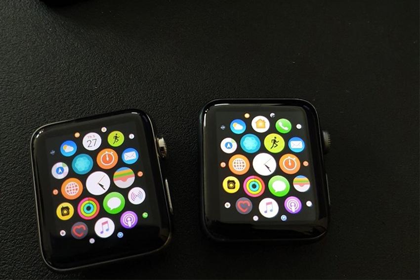 Thay cảm ứng Apple Watch dau hieu thay cam ung apple watch viendidong