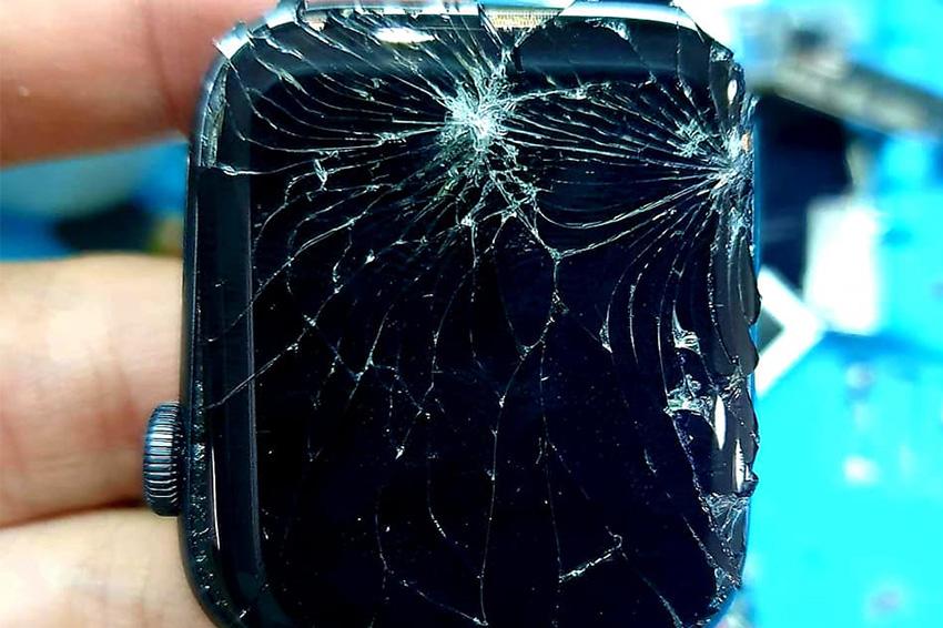Thay màn hình Apple Watch dau hieu thay man hinh apple watch viendidong