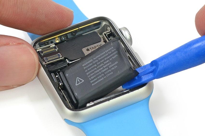 Thay pin Apple Watch