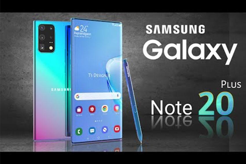 Note 20+ dự kiến sẽ ra mắt vào đầu tháng 8 này