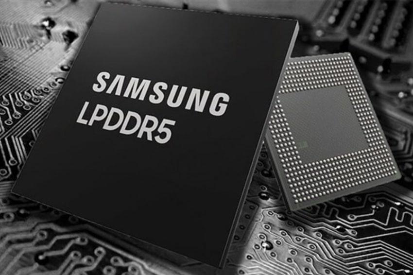 RAM LPDDR5 16GB được Samsung trang bị cho bộ đôi Flagship Galaxy Note 20 và Note 20+