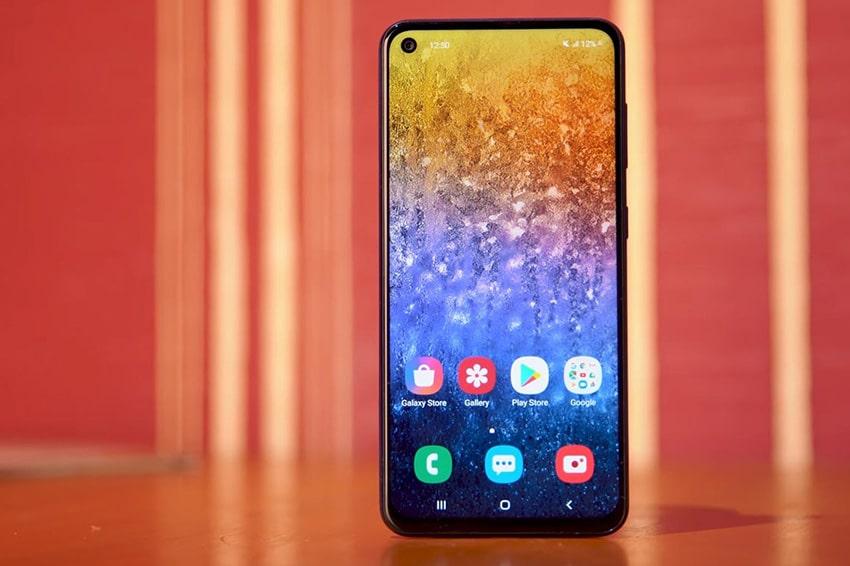Samsung Galaxy A11 (3GB|32GB) hieu nang galaxy a11 viendidong