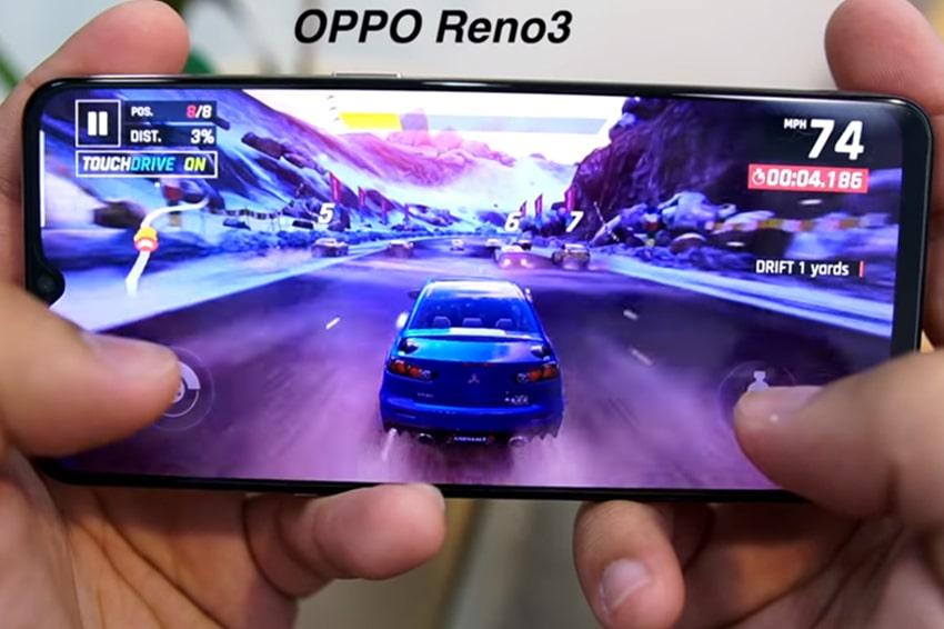 Oppo Reno 3 (8GB|128GB) Chính Hãng hieu nang oppo reno viendidong