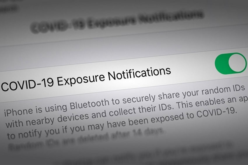 Tính năng Covid-19 thông báo phơi nhiễm Covid-19 trên iOS 13.5