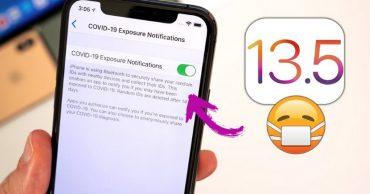 iOS 13.5 cần thiết trong mùa dịch covid 19 như thế nào?