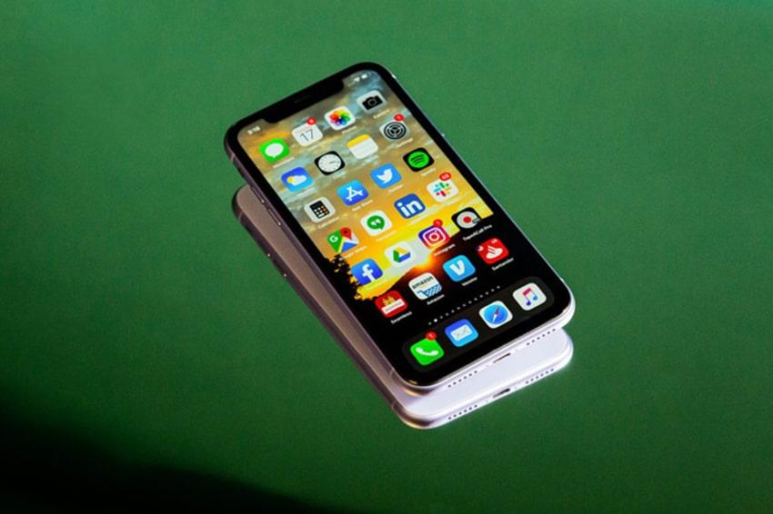 Tiết lộ mới nhất về chiếc iPhone 12 mini của Apple iphone 12 mini man hinh 5.4 inch viendidong