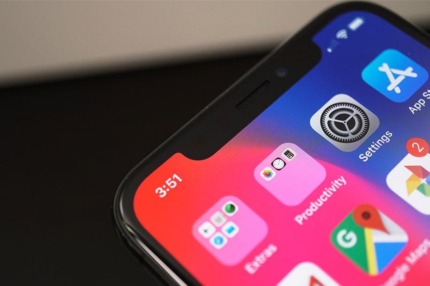 Rãnh tai thỏ trên iPhone mini sẽ nhỏ hơn để phù hợp với màn hình 5,4 inch